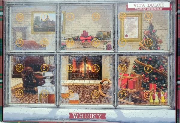 Whisky Adventskalender Klassik (Schottland)
