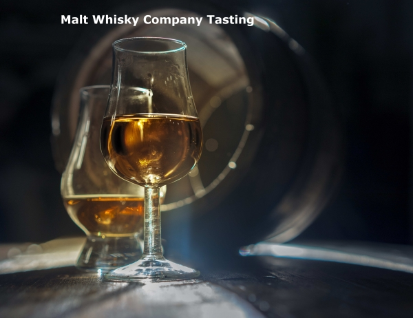 Tasting19 - 22.11.2019 Whisky from the Coast, Islands and Islay