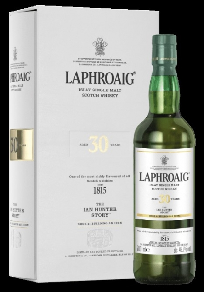 Laphroaig 30y The Ian Hunter Story - Book 2, 48,2%